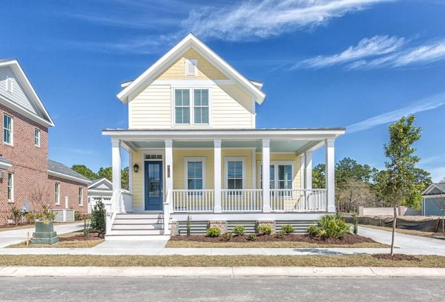 Ready To Build Home In Living Dunes Community