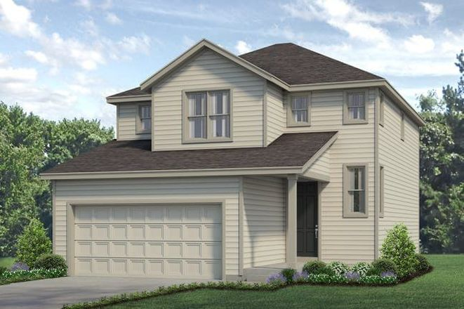 Ready To Build Home In Prairie Star - Centennial Collection Community