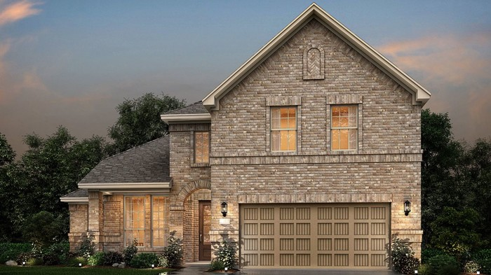 Ready To Build Home In Artavia - Fairway Collection Community