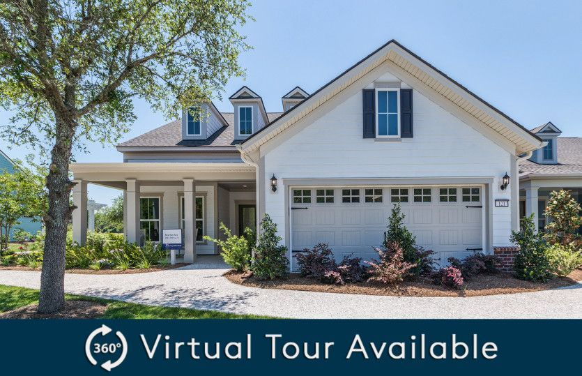 Ready To Build Home In The Reserve at Stono Ferry Community