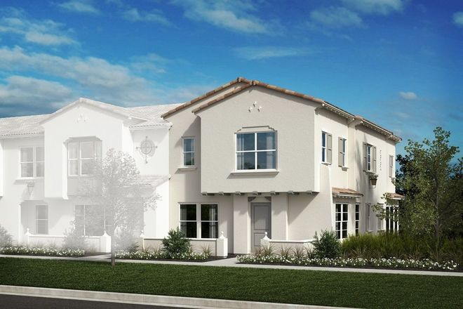 Ready To Build Home In The Towns at El Paseo Community