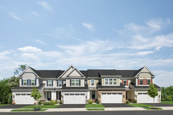 Ready To Build Home In Greystone Twin and Townhomes Community