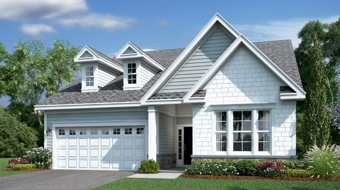 Ready To Build Home In Venue at Lighthouse Station Community