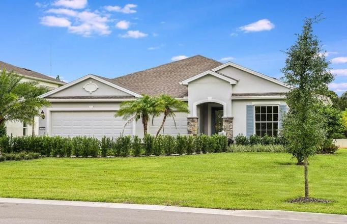 Ready To Build Home In Sunset Preserve Community