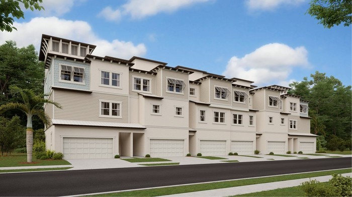 Ready To Build Home In Westshore Marina District - Inlet Shore Waterfront Community