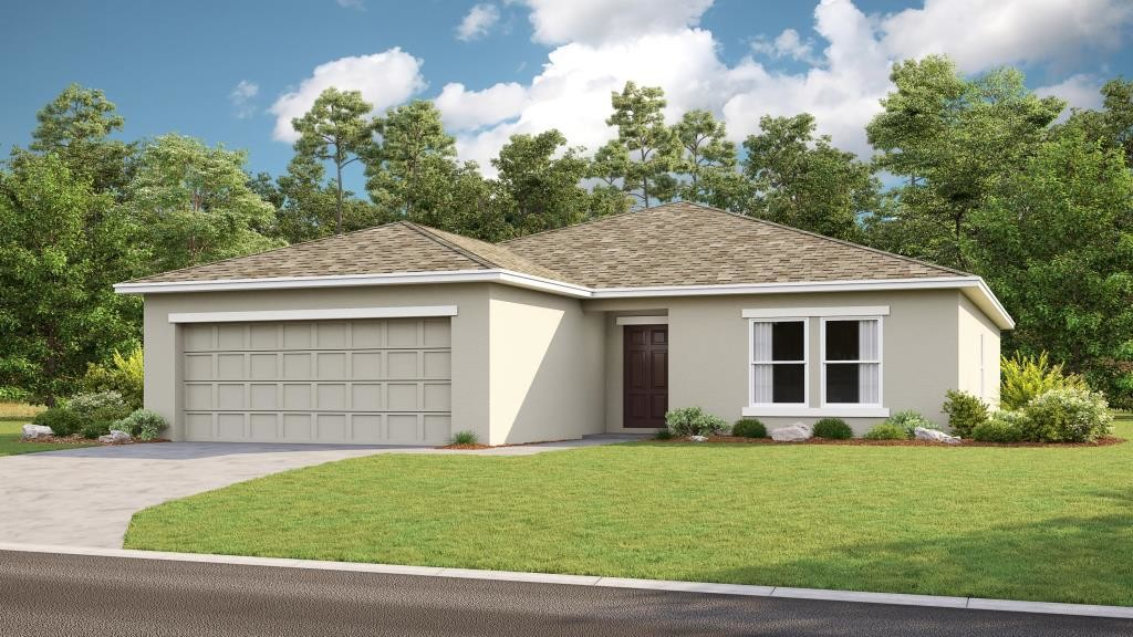 Ready To Build Home In Stepping Stone Community