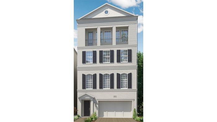 Ready To Build Home In The Woodlands, the VUE at East Shore Community