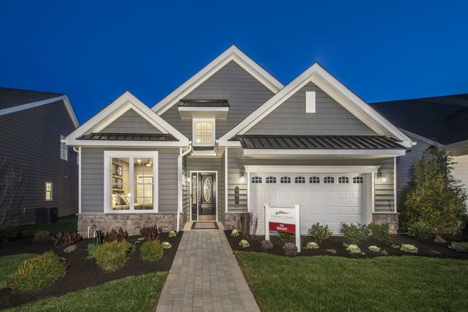 Ready To Build Home In Green Pond Community