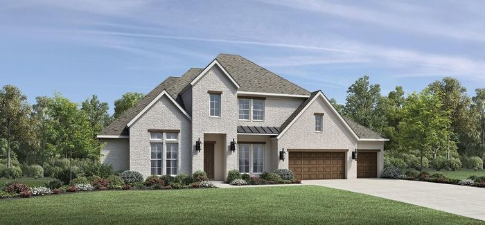 Ready To Build Home In NorthGrove - Estate Collection Community