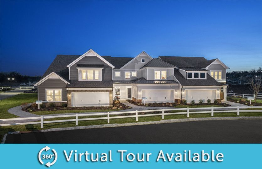 Ready To Build Home In Del Webb Florham Park Community