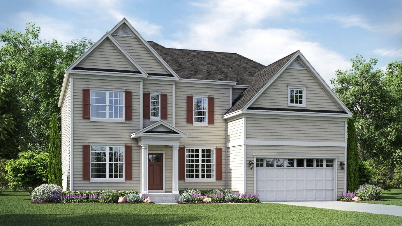 Ready To Build Home In Westerly Grove Community