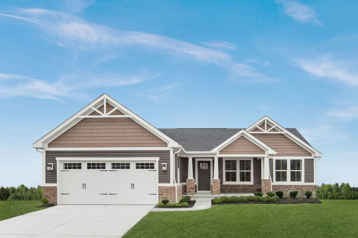 Ready To Build Home In The Greens at Blackthorne Estates Community