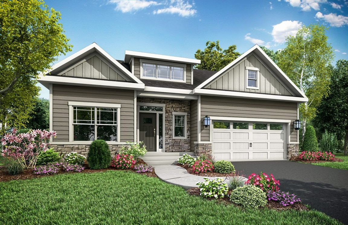 Ready To Build Home In Wexford Station Community