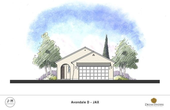Ready To Build Home In Beacon Lake 43' Homesites Community