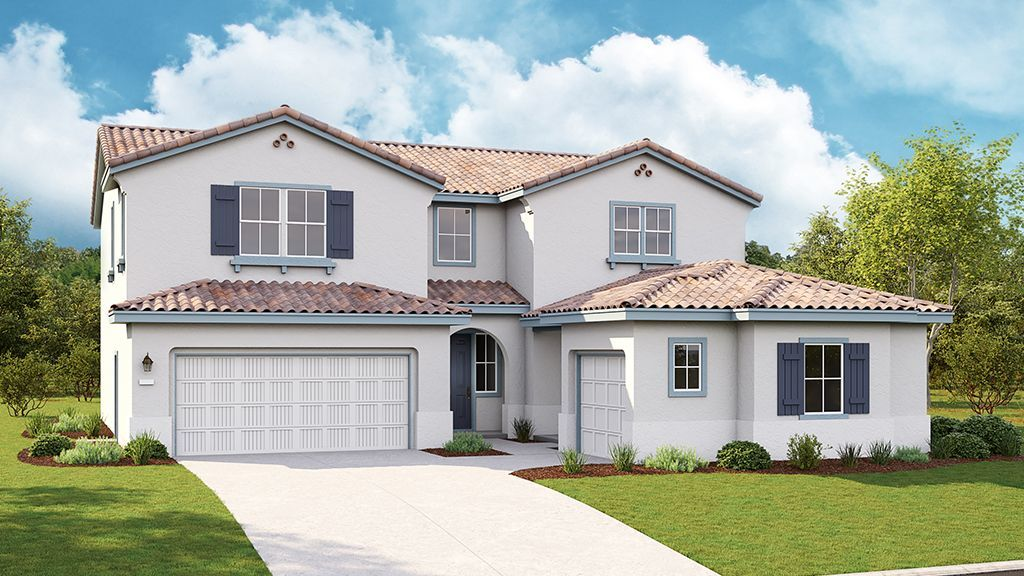 Ready To Build Home In Sevilla at Madeira Meadows Community