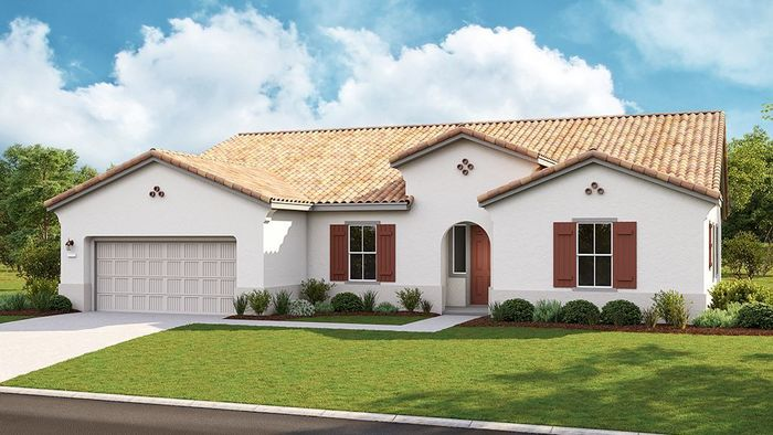 Ready To Build Home In Valencia at Madeira Meadows Community