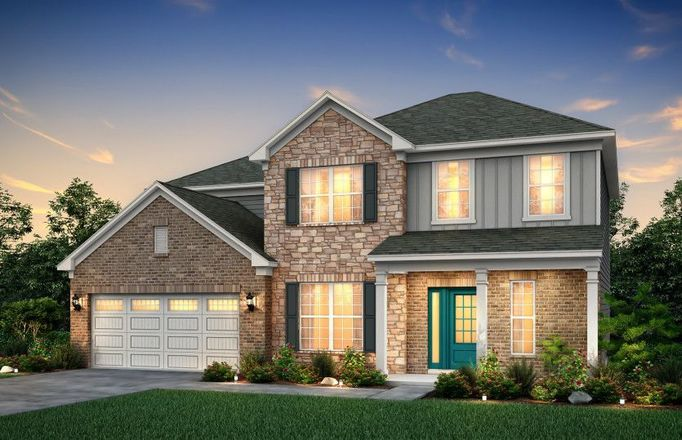 Ready To Build Home In Southstone Community