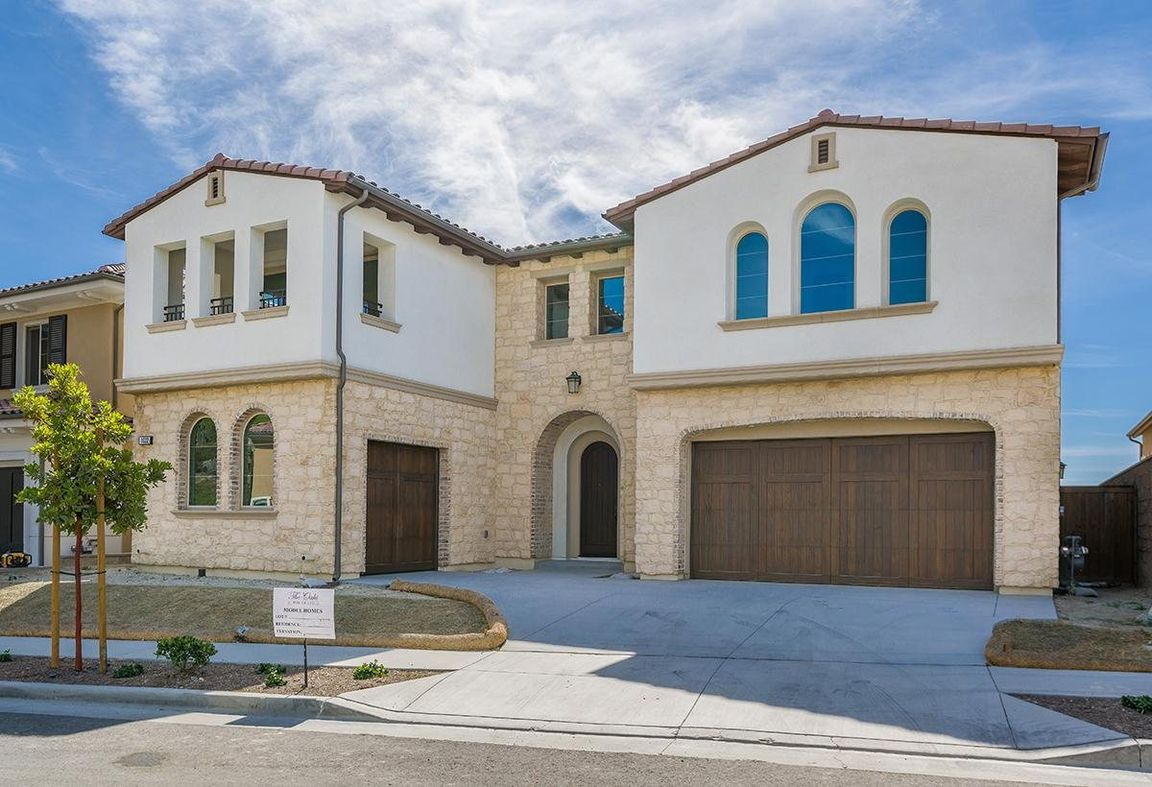 Move In Ready New Home In The Oaks at Portola Hills Community