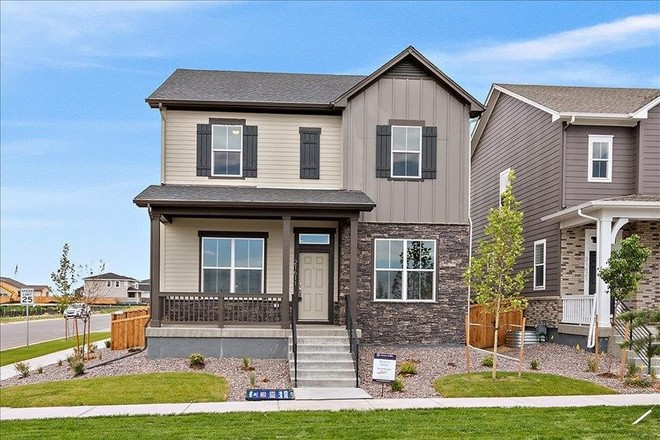 Ready To Build Home In Painted Prairie Community