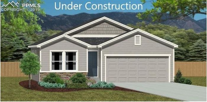 Move In Ready New Home In Ventana Community