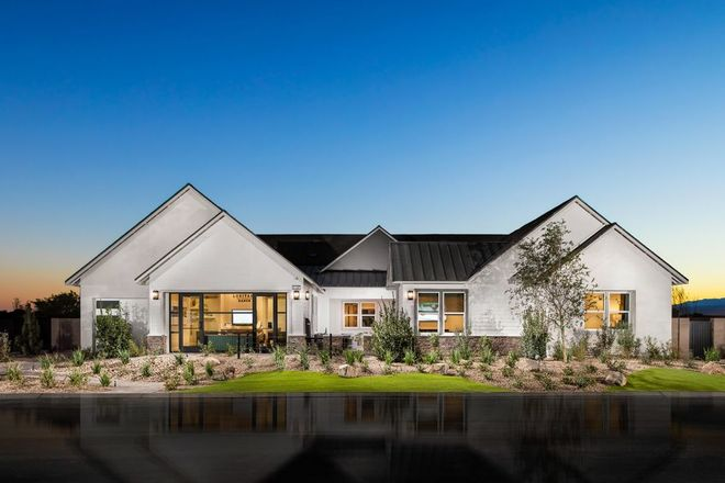 Ready To Build Home In Lusitano Ranch Community