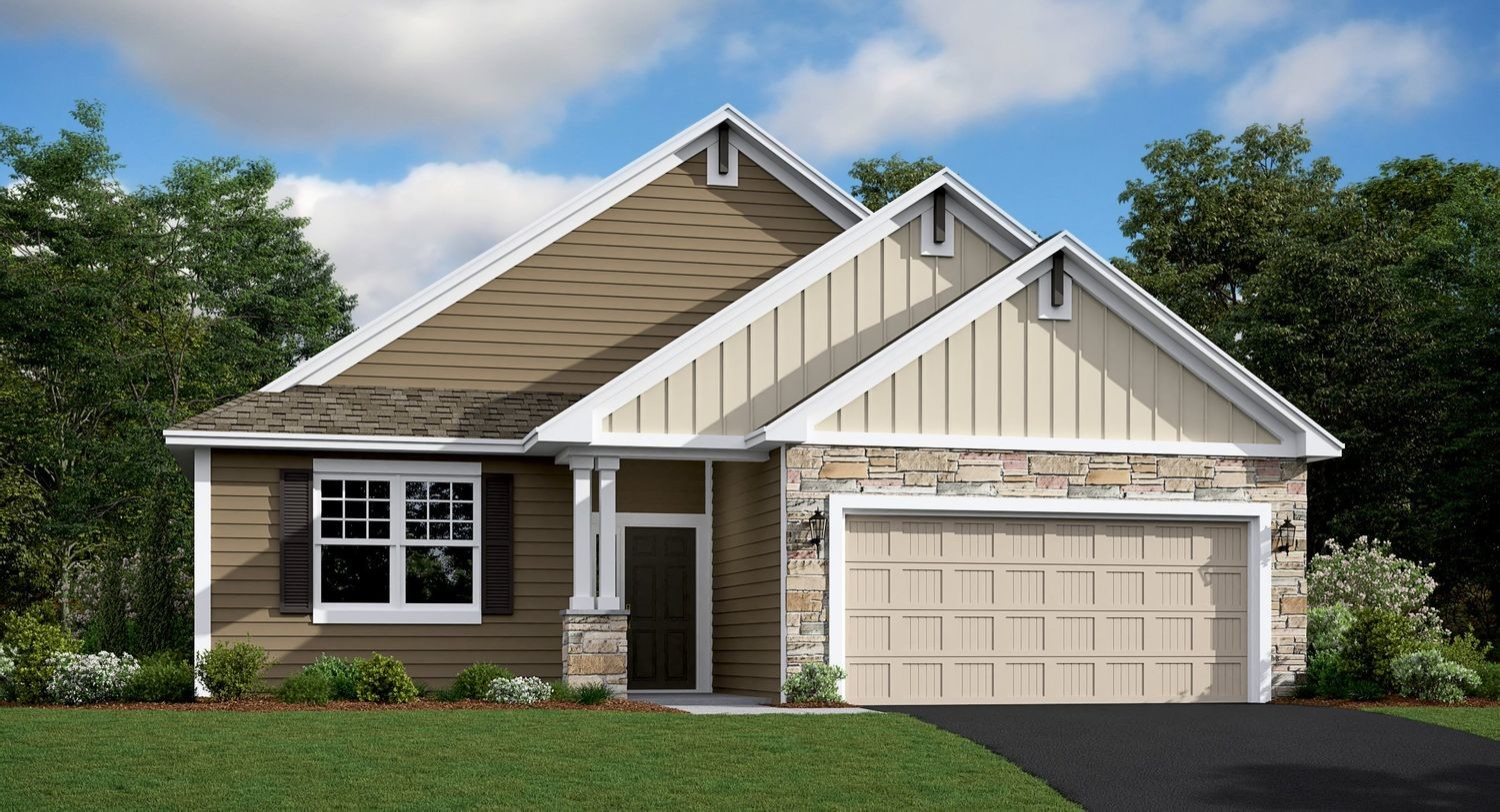 Ready To Build Home In Watermark - Discovery Collection Community