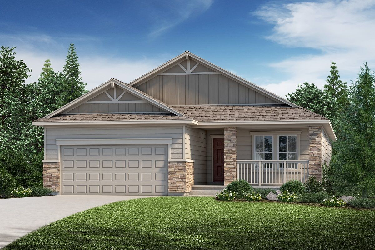 Ready To Build Home In Copperleaf Community