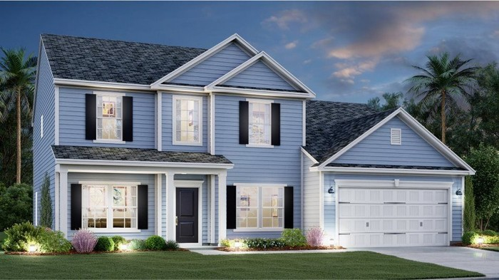 Ready To Build Home In Waterside at Lakes of Cane Bay - Waterfront Coastal Collecti Community