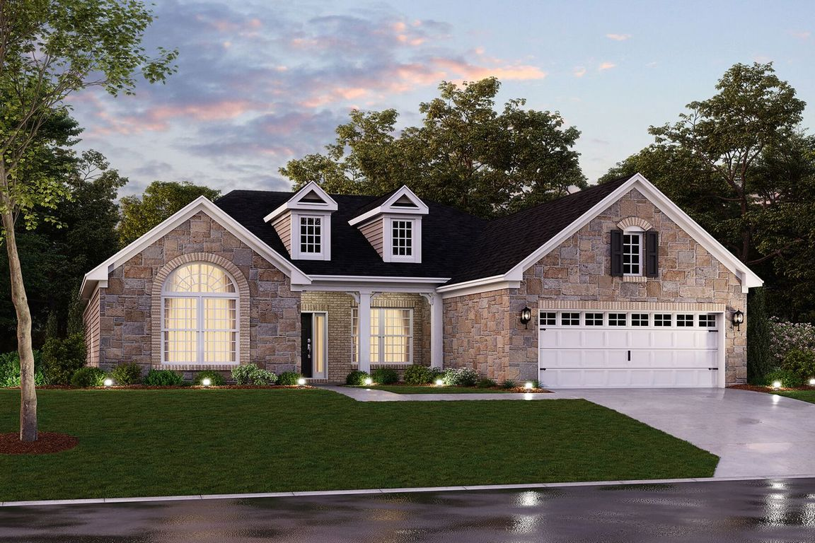 Ready To Build Home In Sonora Community