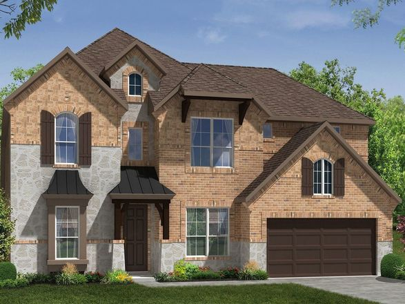 Ready To Build Home In Imperial - Metropolitan Collection Community