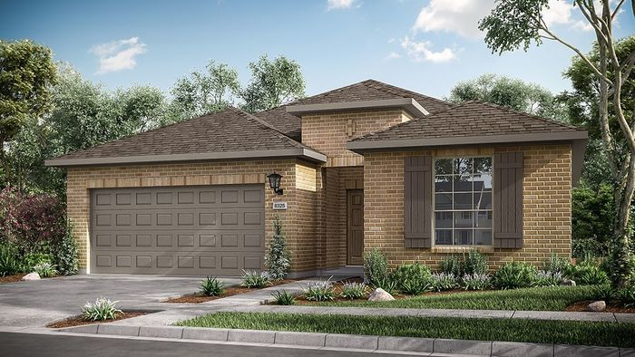Ready To Build Home In Bonterra at Cross Creek Ranch 50s Community