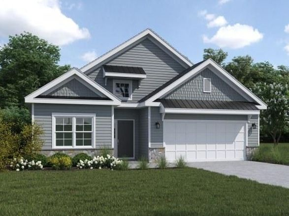 Ready To Build Home In Richland Community