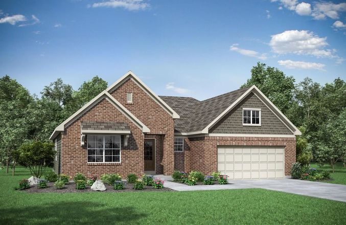 Ready To Build Home In Hawk's Landing Community