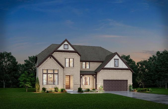 Ready To Build Home In Bent Creek Community