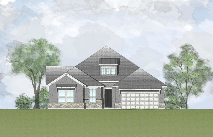 Ready To Build Home In Viridian - Elements Community