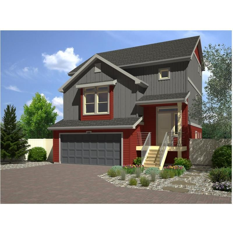 Ready To Build Home In Green Valley Ranch Community