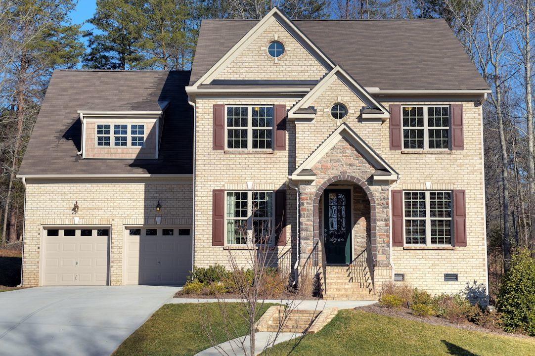 Ready To Build Home In Bedford Farms Community