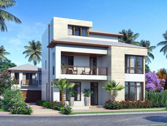 Ready To Build Home In Canarias at Downtown Doral Community