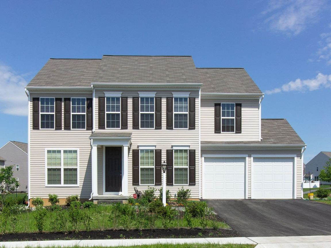 Ready To Build Home In Woodbridge Community