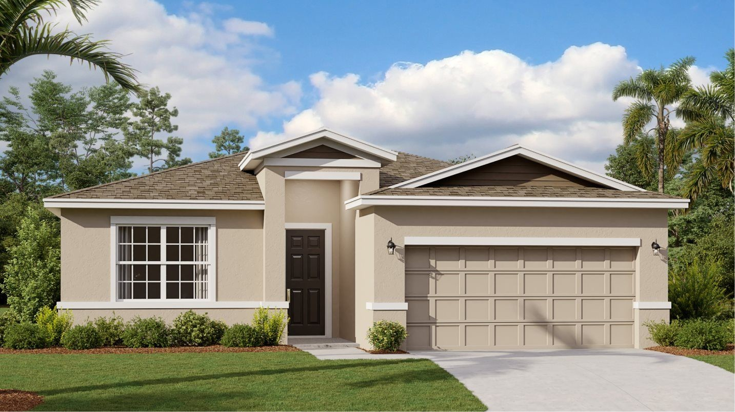 Ready To Build Home In Liberty Ridge Community