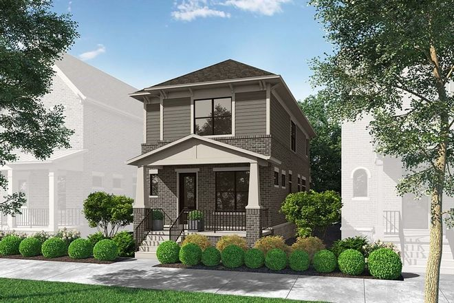 Ready To Build Home In Founders Park at Harrison West Community