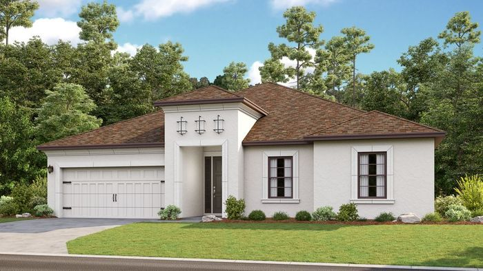 Ready To Build Home In Bellalago Community