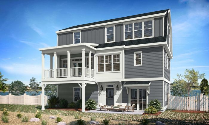 Ready To Build Home In Marina Cottages at East Beach Community