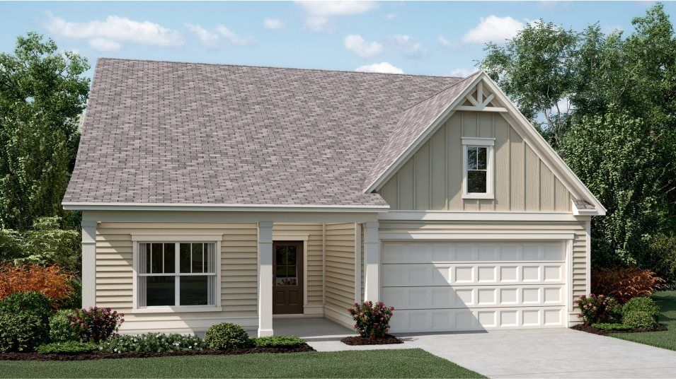 Ready To Build Home In Stephens Point Community