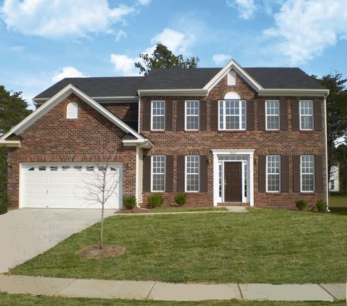 Ready To Build Home In Lockridge Homes - Built On Your Land - Greenville Area Community