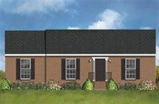 Ready To Build Home In Lockridge Homes - Built On Your Land - Low Country Community