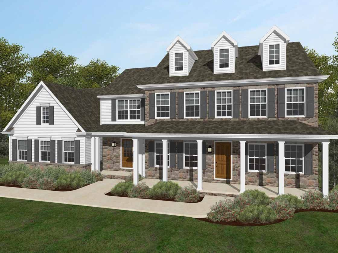 Ready To Build Home In Fishing Creek Estates Community