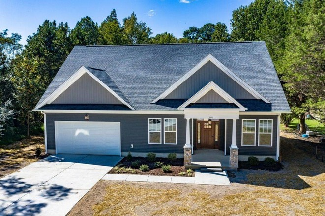 Ready To Build Home In Blackwater Community