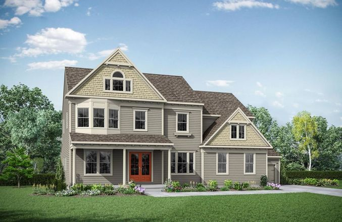 Ready To Build Home In Virginia Crossing Community