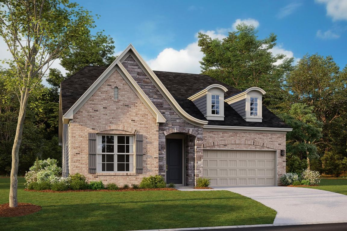 Ready To Build Home In Pinnacle at Wesley Chapel Community